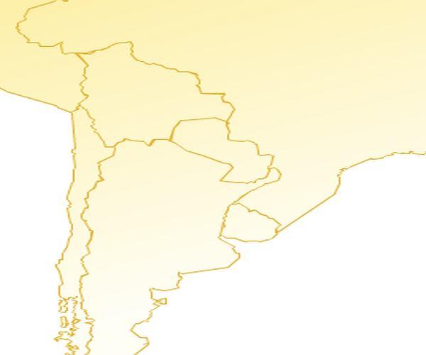 Quiz: państwa Ameryki Południowej