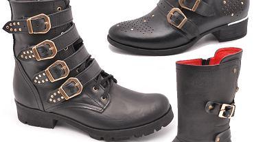 Jesienna kolekcja butów Noevision