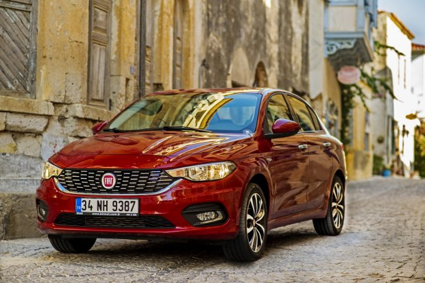 Nowy Fiat Tipo