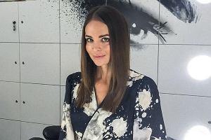 Anna Wendzikowska w botkach Ecco i spodniach ZARY. Świetna stylizacja!