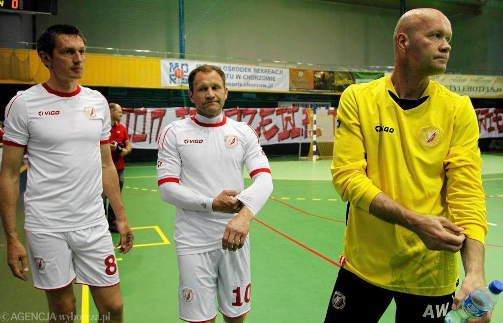 Dariusz Gęsior, Ryszard Czerwiec i Andrzej Woźniak