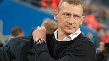 Trener Dariusz Żuraw