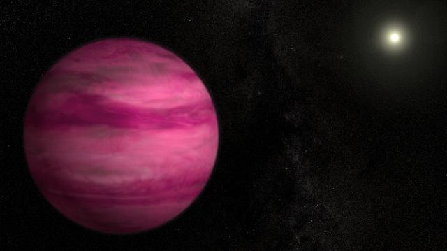 Tak naukowcy przedstawiają planetę