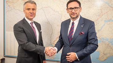 Ukraina spodziewa się inwestycji Orlenu w swoim kraju
