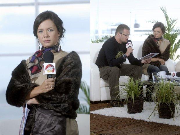 Kinga Rusin i Marcin Meller w 2007