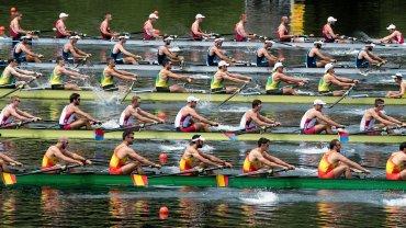 Rywalizacja ósemek podczas ostatniej kwalifikacji olimpijskiej w Lucernie