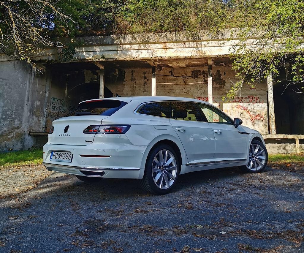 Volkswagen Arteon 2.0 280 KM 4Motion Elegance