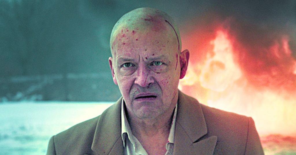 Jan Frycz w serialu 'Ślepnąc od świateł' / Materiały HBO