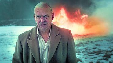 Jan Frycz w serialu 'Ślepnąc od świateł'