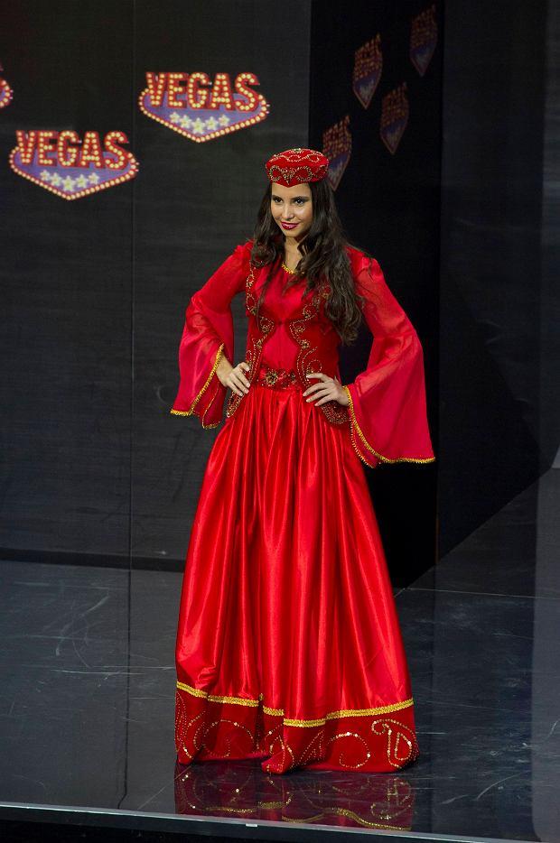Aysel Manafova, Miss Azerbejdżanu