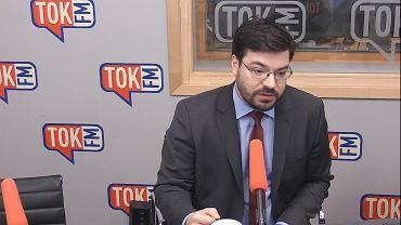 Stanisław Tyszka w TOK FM