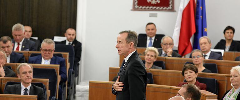 Tomasz Grodzki nowym marszałkiem Senatu, wygrał ze Stanisławem Karczewskim
