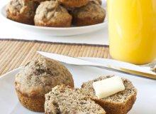 Muffiny z kaszą jaglaną - ugotuj