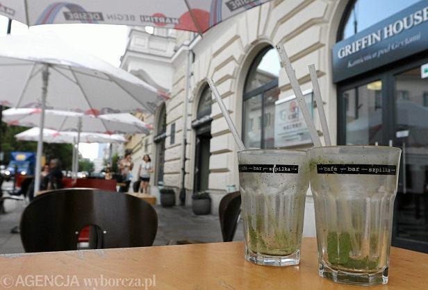 Szpilka, Warszawa