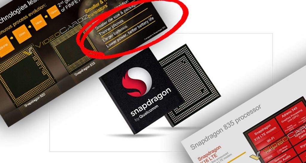 Snapdragon 835 może być jednym z ważniejszych procesorów mobilnych