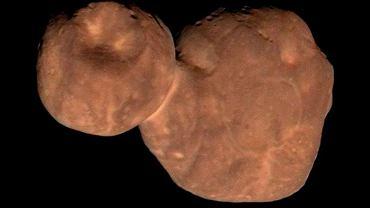 Planetoida Arrokoth