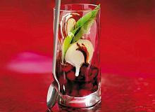 Wiśnie w czerwonym winie - ugotuj