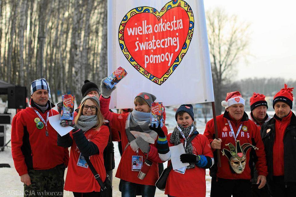 24. final WOSP w Olsztynie