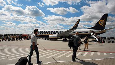 Ryanair uruchomi w przyszłym roku kolejne dwie trasy z Polski