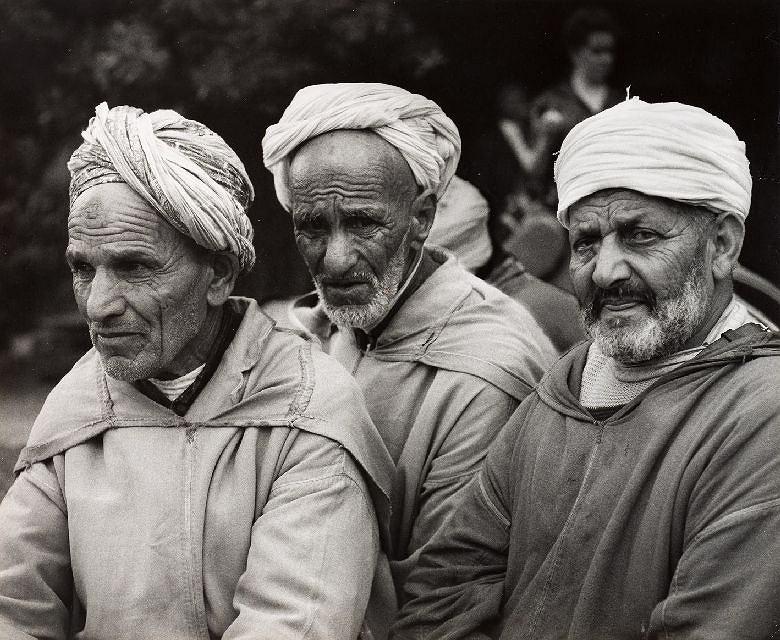 Beduini, Maroko 1963 / Włodzimierz Kałdowski/materiały prasowe