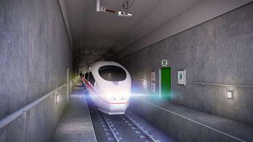 Wizualizacja tunelu Fehmarnbelt