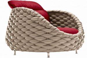 Design: meble i akcesoria sprzyjające lenistwu na łonie natury