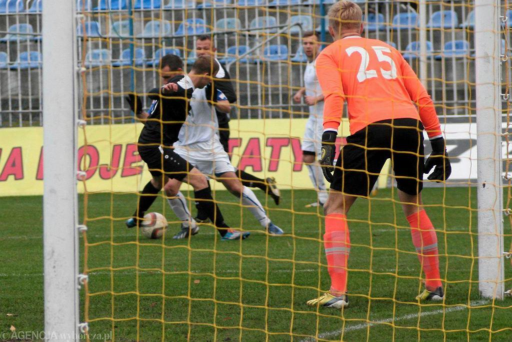 Trzecia liga: Stilon Gorzów - Polonia Świdnica 2:0 (1:0)
