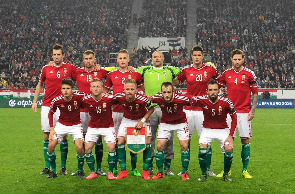 Grupa F Euro 2016. Węgry