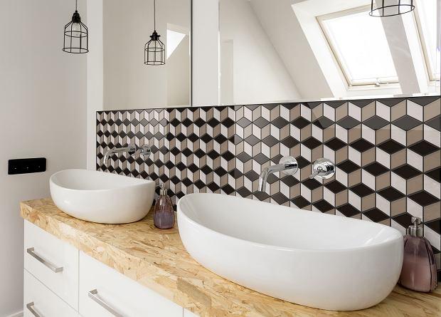 Mozaika ścienna Diamond Art Deco