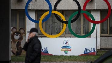 Budynek Rosyjskiego Komitetu Olimpijskiego w Moskwie