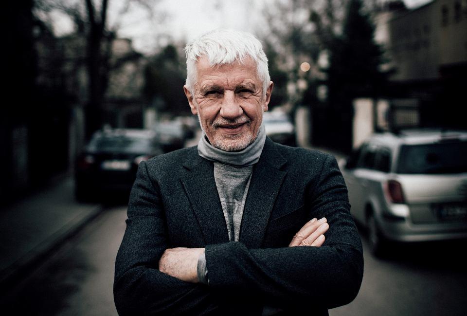 Psycholog Wojciech Eichelberger. Warszawa, 3 marca 2016