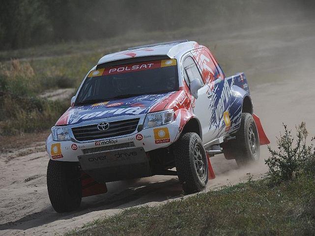 Rallye Oilibya du Maroc to kolejne wyzwanie dla ekipy Orlenu