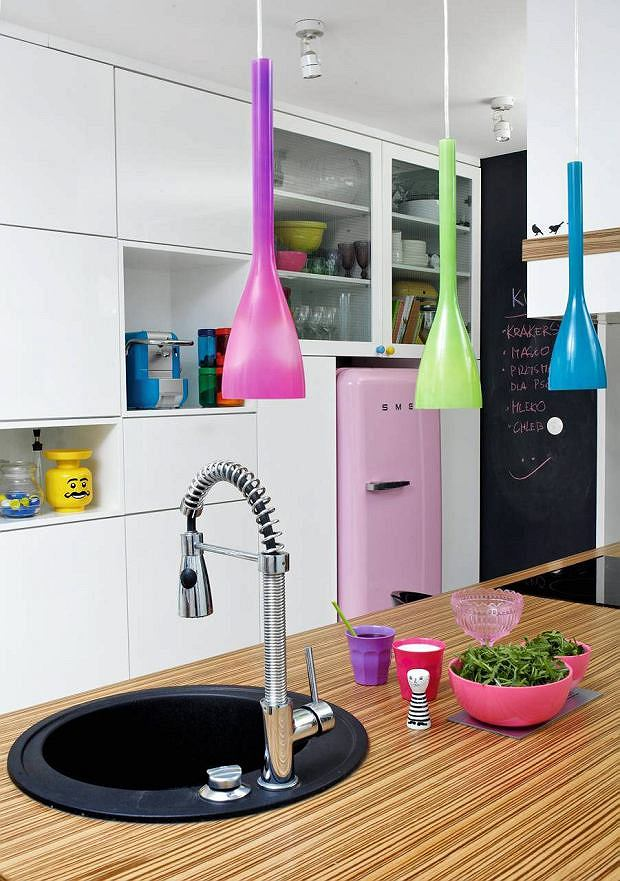 Kuchnia zaprojektowana przez Dorotę Szelągowską
