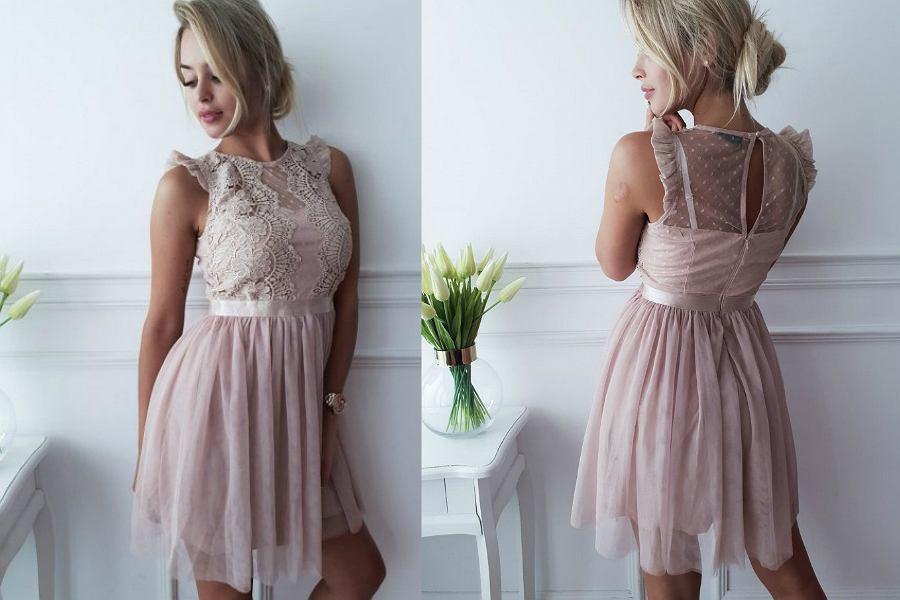 3ad67874 Tanie sukienki na wesele