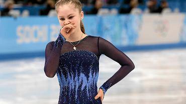 Julia Lipnicka z Rosji w programie krótkim