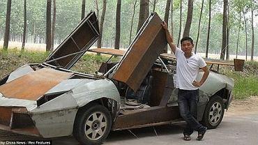 Chińskie Lamborghini