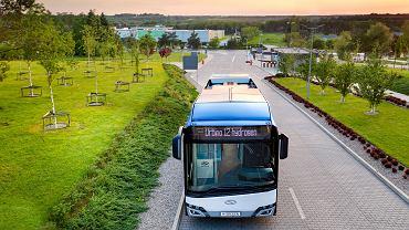 Autobus wodorowy firmy Solaris