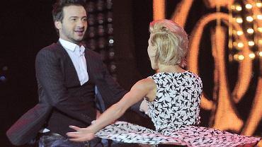 Stefano Terrazzino i Anna Głogowska