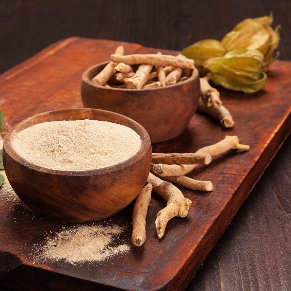 Ashwagandha -  jadalne są owoce i korzenie, które mają właściwości prozdrwotne