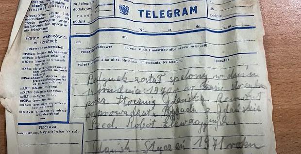 Na dworcu w Gdańsku znaleźli list w butelce. W środku zapiski z tragicznych wydarzeń Grudnia 1970
