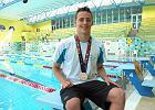 Płocczanin popłynie na mistrzostwach świata juniorów w Singapurze