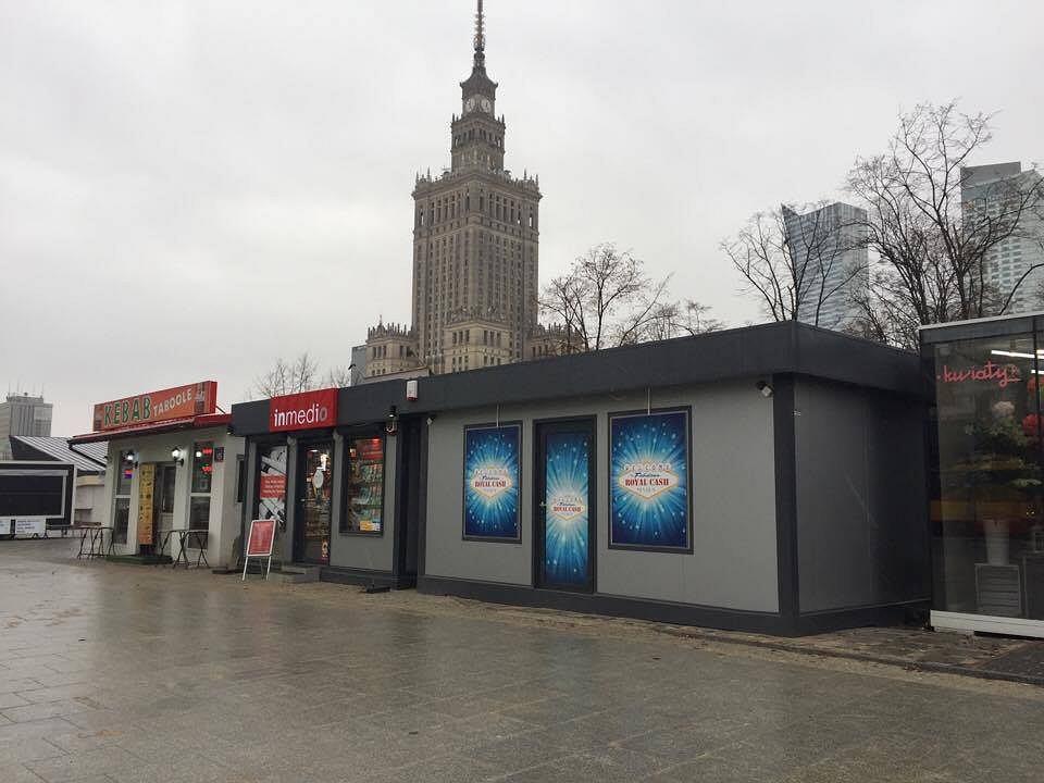 Bazarek przy Parku Świętokrzyskim