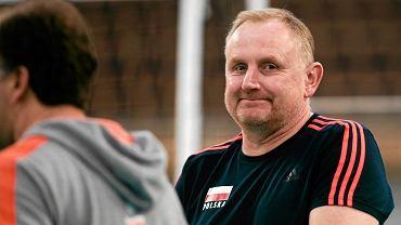 Jacek Nawrocki, trener reprezentacji Polski kobiet