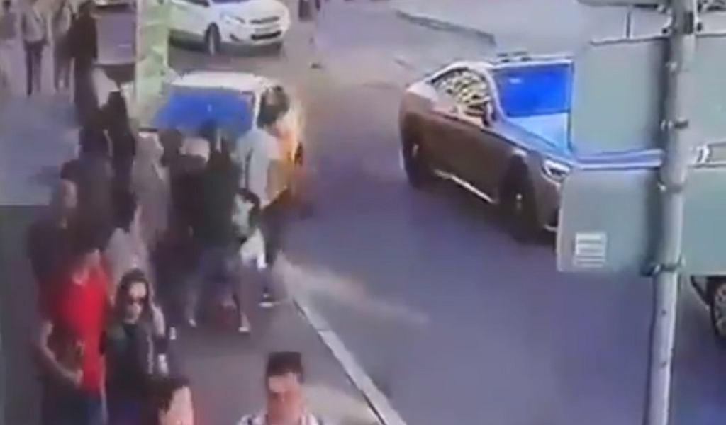 Atak w Moskwie