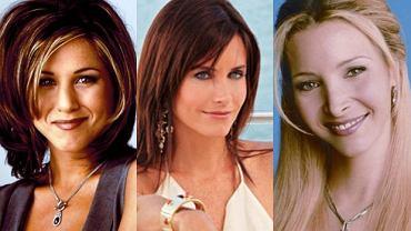 Jennifer Aniston, Lisa Kudrow, Courteney Cox