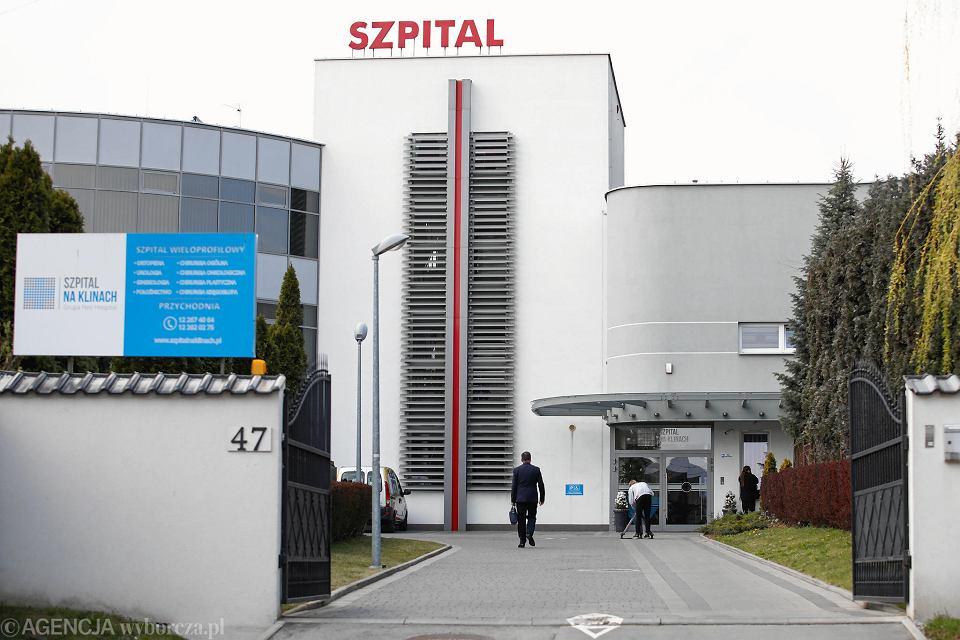 Szpital na Klinach