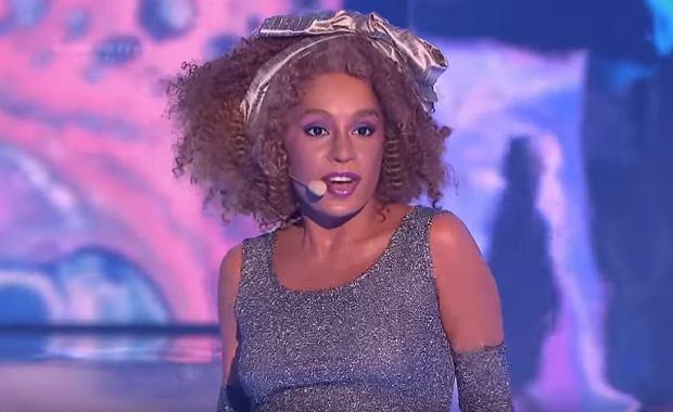 Iga Krefft as Whitney Houston - Twoja Twarz Brzmi Znajomo