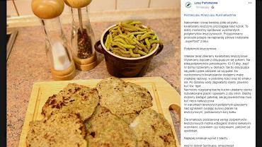 Naturalne superfood z lasu, czyli jak zrobić podpłomyki z kwiatostanami leszczyny [PRZEPIS]