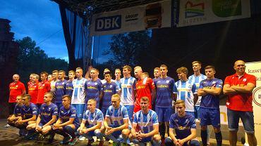 Prezentacja Stomilu Olsztyn przed rozpoczęciem sezonu 2016/2017