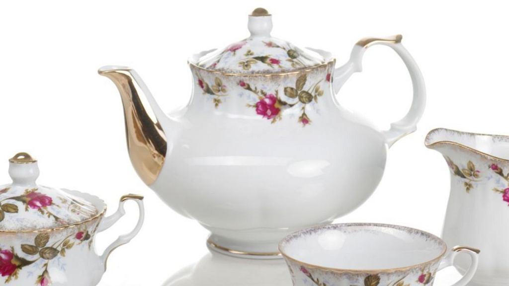 Porcelana z Chodzieży, model Iwona (zdjęcie ilustracyjne)